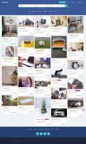 MyOffers classified ads Joomla template