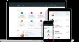 Classifieds Website Builder Software