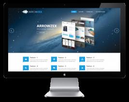 AT Arrowzex - Free Responsive Joomla Template 3.x