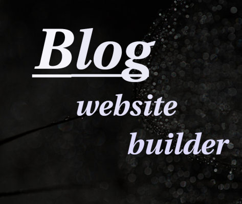 Create a blog site today!