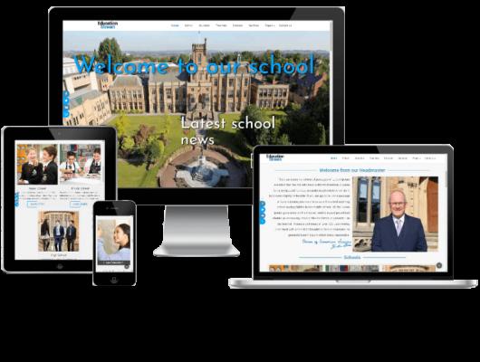 EducationStreem - Education website template