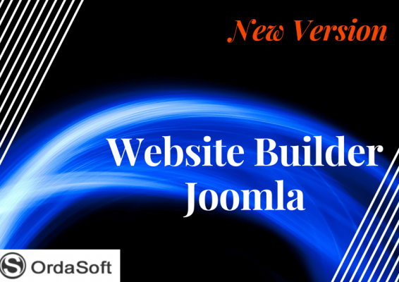 Meet updated version of best website builder for Joomla websites!