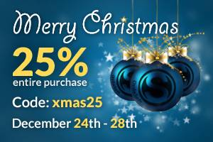 Christmas Discount from Ordasoft