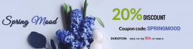 Spring 20% discount from OrdaSoft