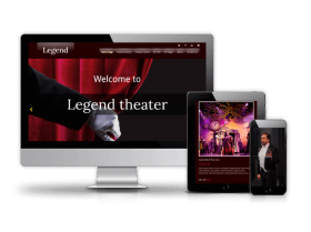 Legend - Event Joomla Template