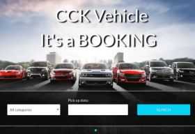 CCK Vehicle Booking