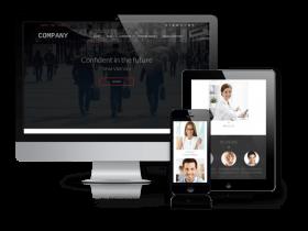 Company - Business Joomla template