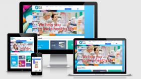 Drugstore - Joomla Pharmacy template
