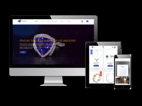 Jewelry - Joomla eCommerce Template