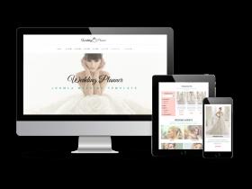 Wedding Planner - Joomla Wedding Agency template
