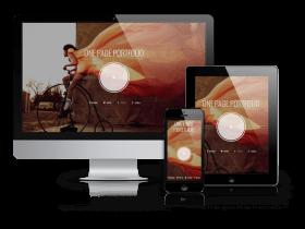 Photographer - photography portfolio template