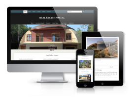 Portal - Joomla Real Estate Template