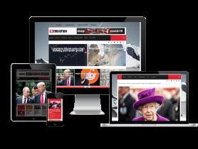 Revolution - Joomla news template