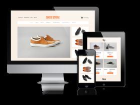Shoe Store - VirtueMart 3 template