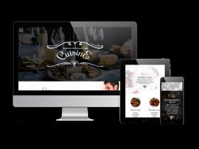 Cuisine - Joomla Restaurant template
