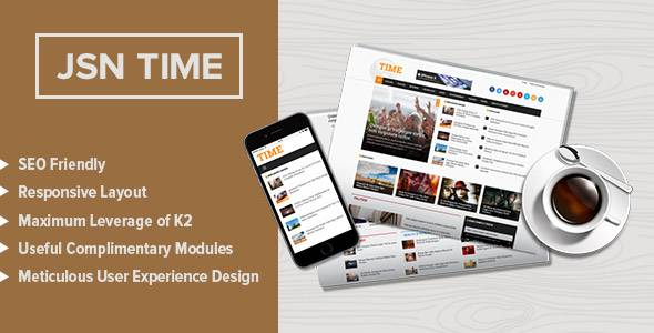JSN Time - The benchmark of news & magazine sites