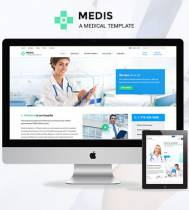 JSN Medis - Practical & Content-Rich Joomla Medical Template