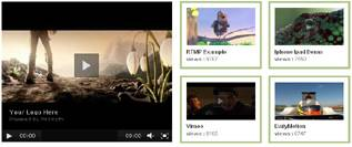 All Video Share - Free Video Player Extension for Joomla 2.5 by Vinoth Kumar