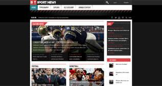 BT News - News Template for Joomla 2.5 - Author: BowThemes
