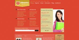 Edumatics - Education Template for Joomla 2.5 by JoomShaper - K2 - JomSocial - News Show SP2