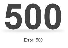 [Tutorial] Error 500 - after the input of a wrong user name or a wrong password in Joomla 2.5 Login