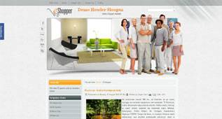 Eshopper - free Business Template for Joomla 2.5 and Joomla 3.0 by DiabloDesign
