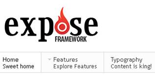 Expose Framework - Free Template Framework for Joomla 2.5 by Themexpert