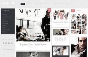 Fashion - a responsive Template for Joomla 2.5 - Author: GavickPro