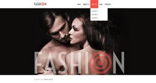 Fashion - a Premium Fashion Template for Joomla 2.5 - Author: delta
