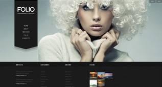 Folio - a minimal Portfolio and Photography Template for Joomla 2.5