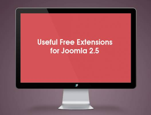 Useful Free Extensions for Joomla 2.5