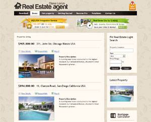 FW Real Estate Light - free Real Estate Component for Joomla 2.5 by Fastw3b