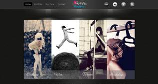 FW Spotlight - Free Gallery Template for FW Gallery by Fastw3b