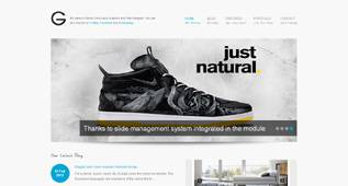 Glenon - a Business and Universal Template for Joomla 2.5 - Author: maskeenan