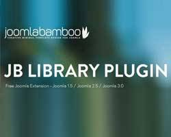 JB Library Plugin - Joomla Site Optimization Plugin - Joomlabamboo