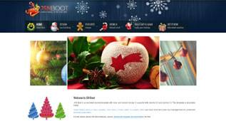 JSN Boot - Free Multilingual Christmas Template for Joomla 2.5 and Joomla 3.0 by JoomlaShine
