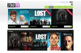 Jtag TV - premium TV and Movie Template for Joomla 2.5 by Mojo Themes