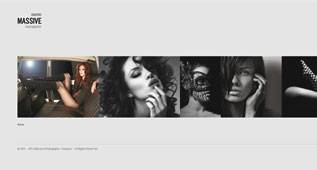Massive Photography Template - Minimal Photography Template for Joomla 2.5 - Author: minimalskins