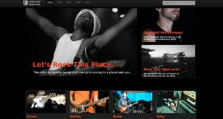 Music Portal - Music Template for Joomla 2.5 and Joomla 3.0 - based on Bootstrap Framework - Author: Joostrap