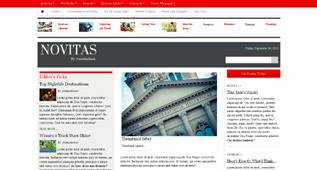 Novitas - a Content First Template for Joomla 2.5 by Joomlashack - bootstrapped by Wright Framework V3