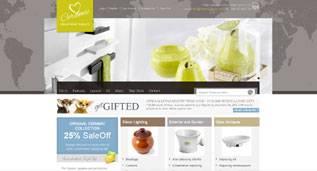 OT Ceramic - Online Shop Template for Joomla 2.5 by OmegaTheme - ready for VirtueMart
