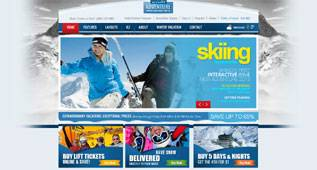 OT Winter - Sport and Travel Template for Joomla 2.5 by OmegaTheme