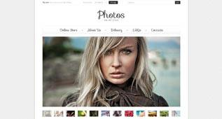 Photos Online Store - Online Shop Template for Joomla 2.5 - Ready for VirtueMart - Author: Di
