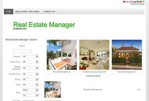 Real Estate Manager - a free real estate management component for Joomla 2.5 by OrdaSoft