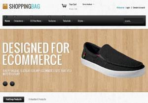 Shopping Bag - Shop Template for Virtuemart, Redshop, Tienda and K2 by Shape5 - Joomla 2.5