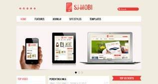 SJ Mobi - responsive Universal and Business Template for Joomla 2.5 - Author: SmartAddons