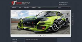 Twin Turbo - Free Car Template for Joomla 2.5 by diablodesign