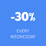 Special Wednesday offer - templates are 30% OFF
