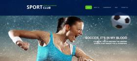 ASTemplates 002067 - Free Sport Template Joomla 3.x