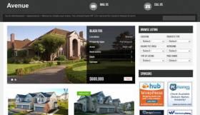 Avenue - Free Real Estate WordPress Theme by FabThemes